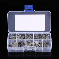 10 Value Rectifier Diode Schottky 1N4001-1N5819 Assortment Kit 200 Pcs