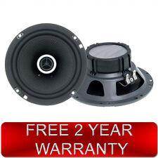 Rainbow Experience Line EL-X6 165mm 2-Way Coaxial Car Speakers - 2 Year Warranty
