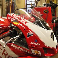 Ducati 749/999 Mirror Block Off Turn Signals - New Rage Cycles