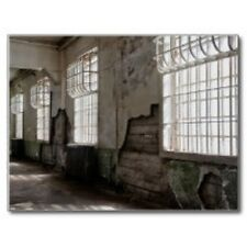 """*Postcard-""""Inside Alcatraz""""...(What Once Was...) *The Rock-...S.F. Bay (G1)"""