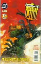 Judge Dredd: Legends of the Law # 1 (Brent Anderson) (DC, USA, 1994)
