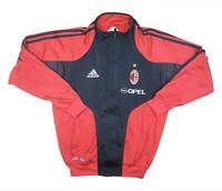 AC Milan 2004-05 Authentic Tracksuit Top (Very Good) S Soccer Jersey