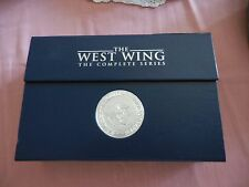 The WEST WING Complete Series All 1 2 3 4 5 6 7, 45 Discs Box Set XLNT CONDITION