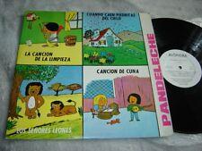 Pandeleche Lp Alondra Argentina los Senores hacían para niños, canción de cuna