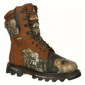 Rocky FQ0009275 Men's BearClaw Gore-Tex Waterproof Insulated Hunting Boots Shoes