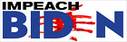 IMPEACH JOE BIDEN Bumper Sticker - BLOOD ON HIS HANDS - Afghanistan - pro trump