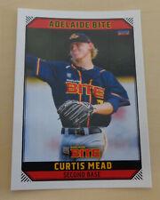 Curtis Mead 2018/19 Australian Baseball League- Adelaide Bite- GCL Phillies East