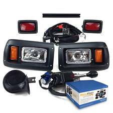 CLUB CAR DS GOLF CART DELUXE STREET LEGAL HALOGEN Light Kit 1993-UP