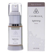 Cosmedix Lightning Serum Repair Restore 0.5 fl oz 15 mL NEW IN BOX
