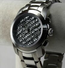 Invicta Extreme IV Men's Watch, 3350, Silver CF Dial, Sapphire Crystal, Swiss