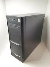 pc ordinateur de bureaux ASUS h87m plus i3 4130 / 4go / 500go black  / hdmi
