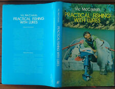 Practical Fishing with Lures by Vic McCristal - 1979 - 1st Edition - Scarce