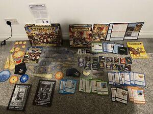 War Hammer 40k Second Edition And Dark Millenium Games Workshop Bundle Job Lot