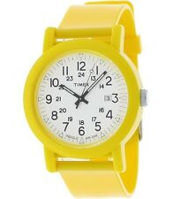 New Timex T2N878  Originals Unisex  Camper Yellow Resin