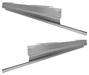 Slip-on rocker panel for 10-17 Chevrolet Equinox GMC Terrain PAIR