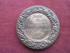 Medaille,Abzeichen   Sieger im 7.Dauerrudern in Grohnde-Hameln 1939