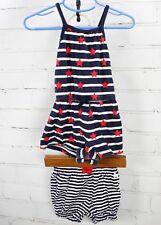 Baby Gap Stars & Stripes 4th of July - Summer Set Tank Romper + Shorts 12-18M