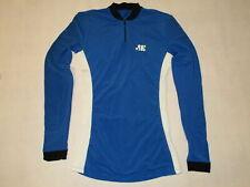 JE Fahrrad Trikot Rad Camiseta Maglia MAillot France Vintage Nylon Tight 3 1/2