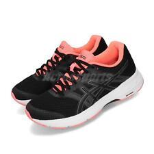 Asics Gel-Exalt 5 Black Pink White Women Running Shoes Sneakers 1012A148-002