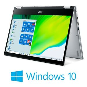 """New & Sealed - Acer Spin 3 Thin and Light Convertible 2-in-1, 14"""" HD Touchscreen"""