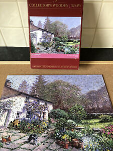 WENTWORTH 250 piece wooden jigsaw puzzle - A PERFECT DAY *see description ...