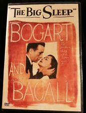The Big Sleep (Dvd, 2006) Factory sealed. 2 to 3-day first class shipping