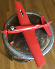 VINTAGE WEN-MAC AEROMITE CONTROLLED POWERED MODEL AIRPLAINE, UNTESTED Parts/Rest