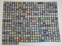 Nintendo DS Games A-M: Pick & Choose! DSi Lite 3DS 2DS Video Games Lot Cart Only