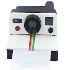Polaroid Camera TOILET PAPER TISSUE ROLL HOLDER Retro Vintage Home Decor Gift
