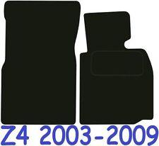 BMW Z4 su misura Deluxe qualità TAPPETINI AUTO 2003-2009