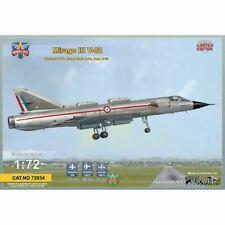Dassault Mirage III V-02 ( Vtol ) Modelsvit 1/72 Plastic Kit