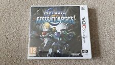Nintendo 3ds game metroid prime federation force new sealed