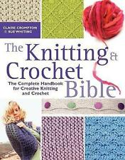 The Knitting and Crochet Bible: The Complete Handbook, 9780715332801 eb#till