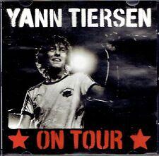 CD - YANN TIERSEN - On Tour