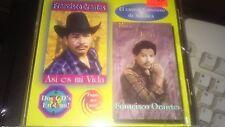 Asi es mi vida / Mira a Jesus - Francisco Orantes - 2 cds en 1