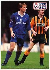 Tommy BOYD Chelsea #245 Pro Set FOOTBALL 1991-2 TRADE card (C364)