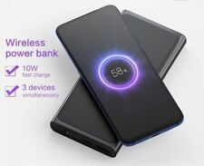 Xiaomi PLM11ZM Power Bank 10000mAh Fast Wireless Charger with USB Type C