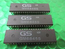 GM6845S,  = UM6845, CRT CONTROLLER, CRTC 1.0Mhz DIP40, MC6845P. *X2 PER* £3.49ea