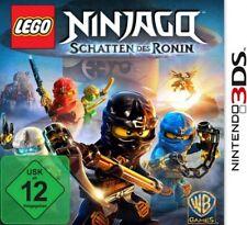 Nintendo 3ds LEGO NINJAGO ombra del Ronin come nuovo