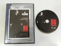 88 MINUTOS AL PACINO DVD SLIM ESPAÑOL ENGLISH