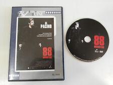 88 MINUTES AL PACINO DVD SLIM ESPAGNOL ENGLISH