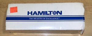 New boxed Hamilton 1005LTN 5 ml Syringe 81516