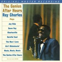 Ray Charles - The Genius After Hours [New SACD] Hybrid SACD, Orig Master Rec
