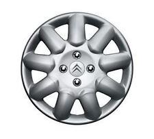 """NEUF origine CITROEN C1 C2 C3 14 """"acier enjoliveur de roue / hub cap (prima)"""