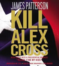 Kill Alex Cross by James Patterson (2011, Unabridged) 7 CDs