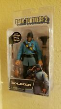 NECA Valve Team Fortress 2 BLUE SOLDIER New in Box Very HTF Authentic US Seller!