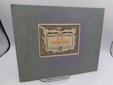 Modern masters of etching n°4 : Jean-Louis FORAIN  1925