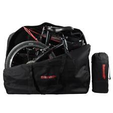 RHINOWALK Folding Bike Bicycle Carrier Bag Loading Package Carrying Storage Bags