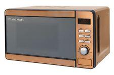 Russell Hobbs RHMD804CP 17L Copper Digital Microwave