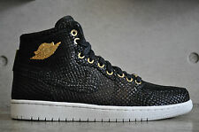 Nike Air Jordan 1 Pinnacle - Black/Metallic Gold 10 UK 11 US 45 EUR